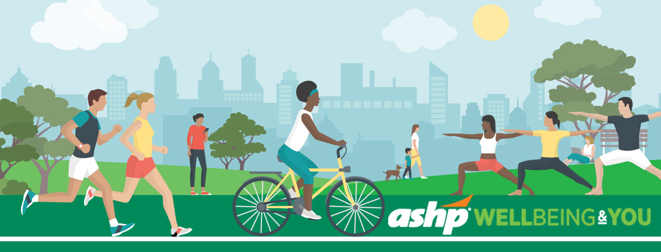 ASHP Wellbeing and You